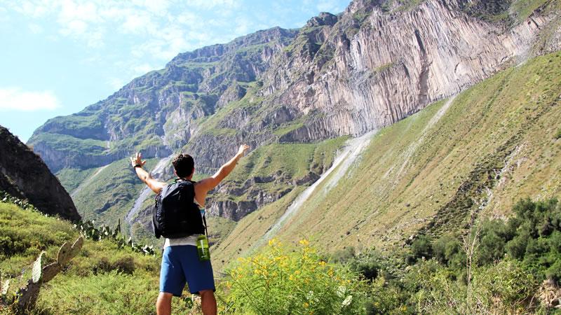 Trekking Arequipa – Colca Canyon <span>2D/1N</span>