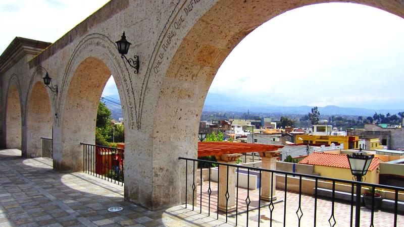 City Tour Arequipa <span>½D</span>