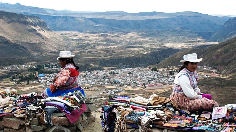 Arequipa – Colca Canyon <span>1D</span>