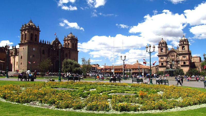 City Tour Cusco <span>5½Hrs.</span>