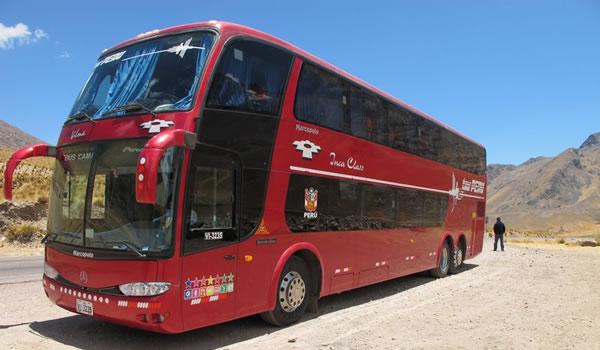 Bus Puno – Copacabana <span>AM/PM</span>