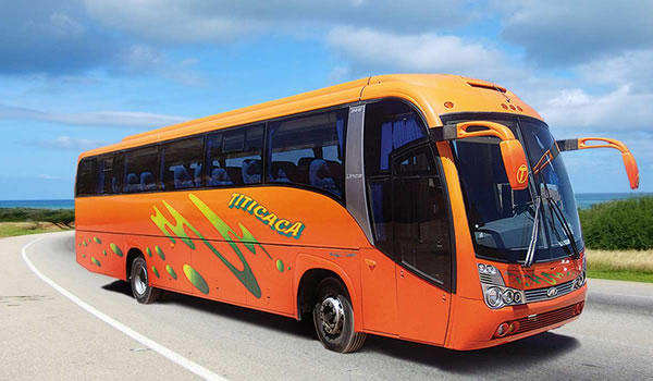 Bus Puno – Desaguadero – La Paz <span>7Hrs.</span>
