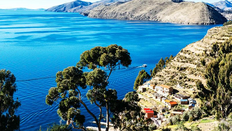 Puno – Sun island – La Paz <span>1D</span>