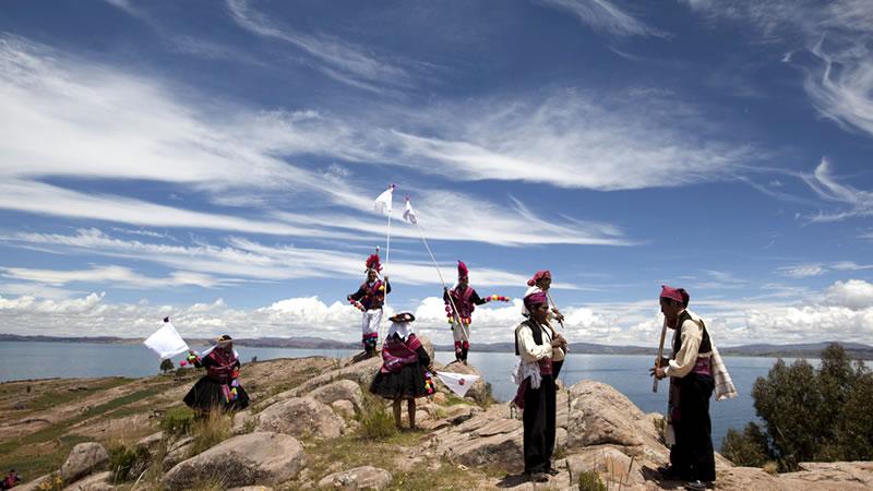 Uros Islands – Taquile / Cultural <span>1D</span>