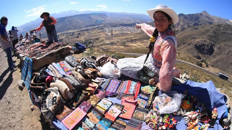 Arequipa – Colca canyon – Puno <span>1D</span>